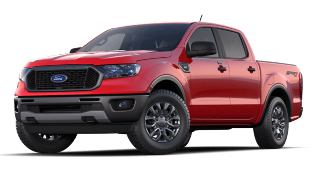 New 2020 Ford Ranger Truck SuperCrew for Sale in Alpena, MI near Rogers City